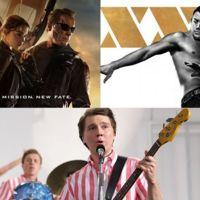 Estrenos de cine | 10 de julio | Terminator y Mike aman el silencio