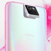 Primera imagen del móvil de Xiaomi y Meitu centrado en selfies con cámara giratoria triple