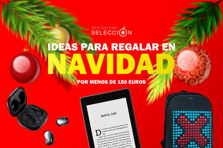 Regalos para Navidad por menos de 150 euros (2020): ocho ideas de accesorios, dispositivos y más para regalar estas fiestas