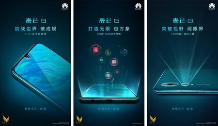 Huawei Maimang 8 2