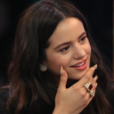 Las nueve manicuras de Rosalía que malamente manejaríamos en nuestro día a día