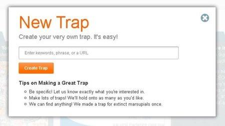 Creando un nuevo trap con Trapit