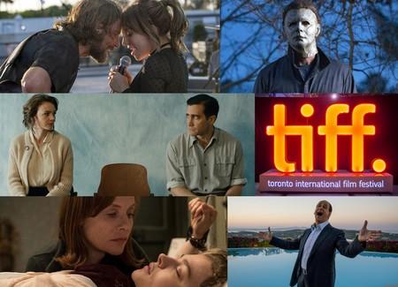 Así están siendo las películas más importantes del Festival de Toronto 2018