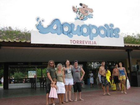 """El Parque Acuático """"Aquópolis"""" hará descuento a los alumnos de las Escuelas Municipales Deportivas"""