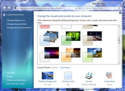 La última build de Windows 7 incluye interesantes opciones de personalización