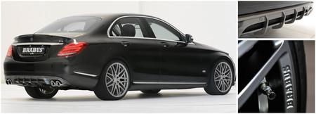 Brabus Mercedes-Benz Clase C 2014