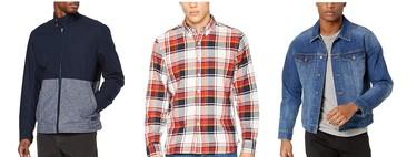 Chollos en tallas sueltas de pantalones, camisas y chaquetas de marcas como Levi's, Pepe Jeans o Lee en Amazon