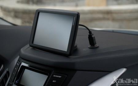 SsangYong Korando GPS