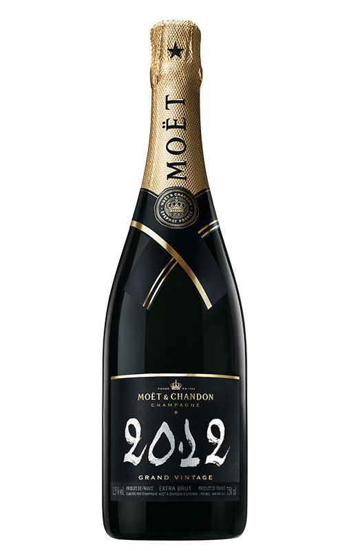 Moët & Chandon Grand Vintage 2012. DO Champagne