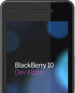RIM presenta BlackBerry 10 y su terminal de desarrollo