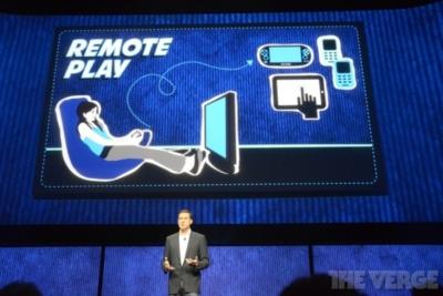 Smartphones y tablets complementarán la experiencia de juego en la nueva PS4