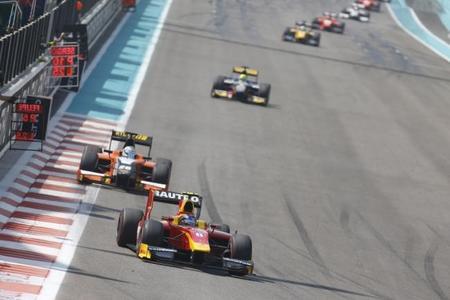 ¿Hacia dónde se dirige la GP2 Series?