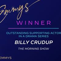Apple TV+ se lleva un emmy por el papel de Billy Crudup como actor secundario en 'The Morning Show'