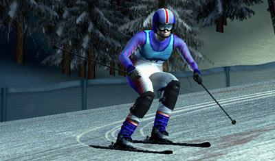 Analizamos Winter Games 2007