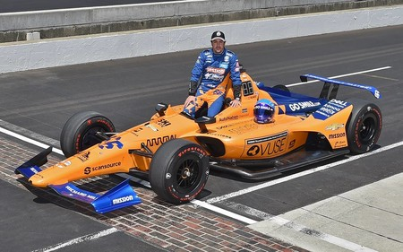 Alonso 500 Millas Indianapolis 2020