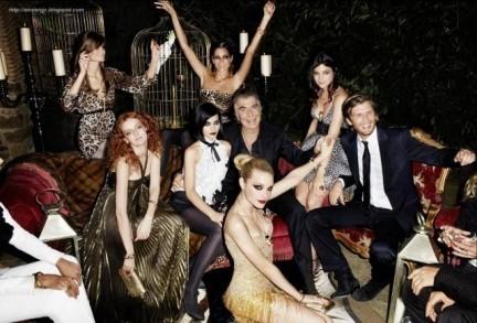 La campaña de Roberto Cavalli para H&M