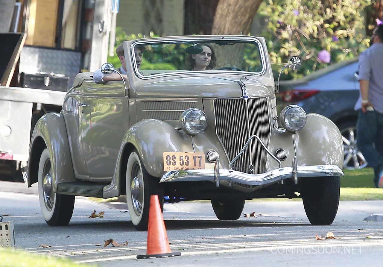 Foto de Fotos del rodaje de la nueva película de Woody Allen con Jesse Eisenberg y Kristen Stewart (9/9)