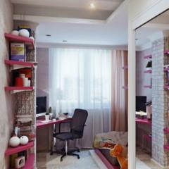 Foto 4 de 5 de la galería dormitorio-juvenil-en-magenta-y-gris en Decoesfera