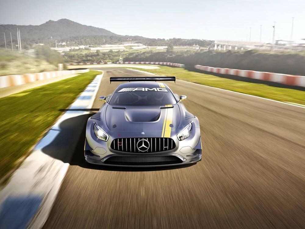 Foto de Mercedes-AMG GT3, imágenes filtradas (1/4)