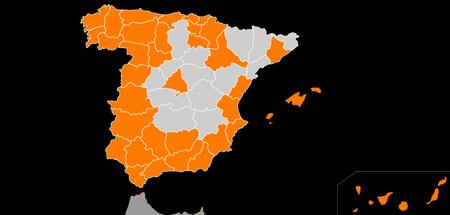 El 5G de Orange ya está disponible en 121 municipios de 38 provincias