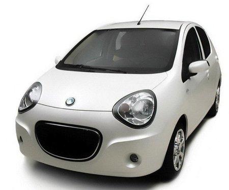 Geely venderá coches por internet