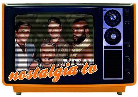El Equipo A, Nostalgia TV