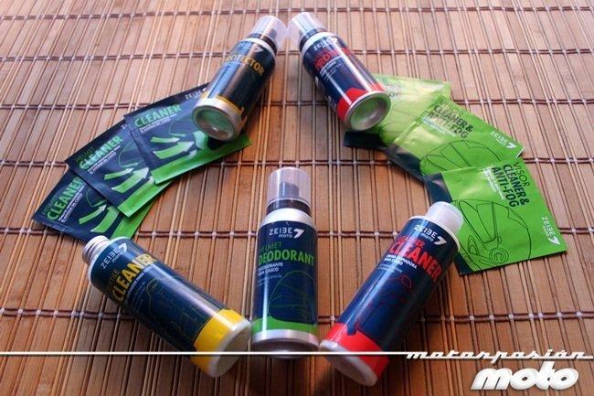 Productos de limpieza Zeibe