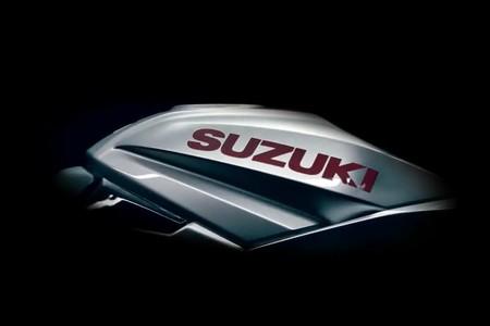 Una nueva Suzuki Katana se insinúa en este teaser y se convertirá en realidad el día 2 de octubre