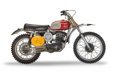 Husqvarna 400 Cross Steve Mcqueen On Any Sunday