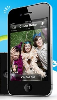 skype iphone apple