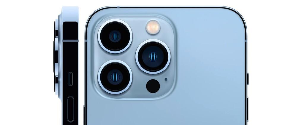 Las cámaras de los iPhone 13 y 13 Pro, explicadas: que no te engañen los 12 megapíxeles, aquí hay jugo