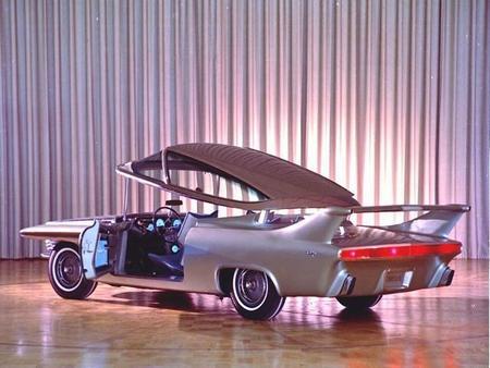 Así iba a ser el coche del futuro: Chrysler TurboFlite