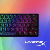HyperX Alloy Origins 60: así es el primer teclado mecánico 60% pensado para gaming de HyperX
