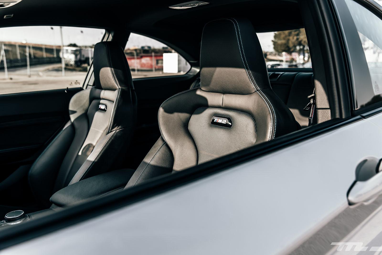 Foto de BMW M2 Competition (prueba) (34/42)