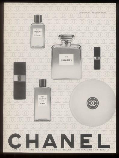 Foto de Chanel No. 5 - publicidad del 30 al 60 (50/61)