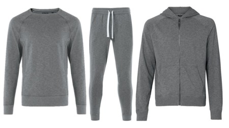 David Gandy Marks Spencer Loungewear Collection