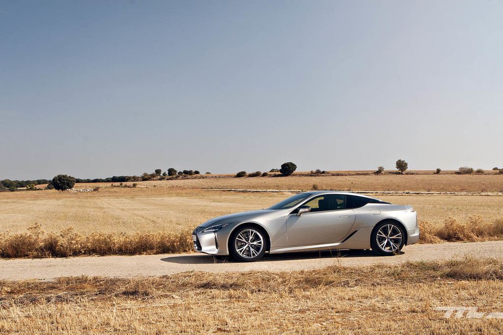 Prueba Lexus LC500