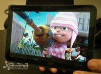 """Motorola Xoom tendrá versión sin conectividad 3G/4G, """"sólo WiFi"""""""