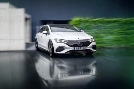 Mercedes Benz Eqe 2022 041