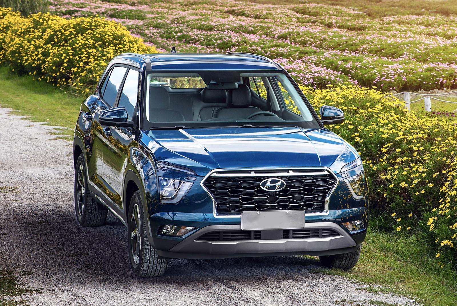 Foto de Hyundai Creta 2021 (4/21)
