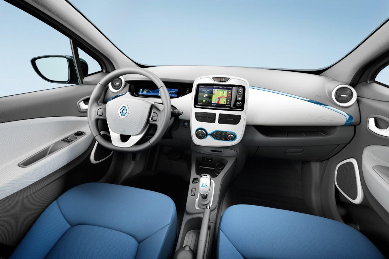 Foto de Renault ZOE (46/151)