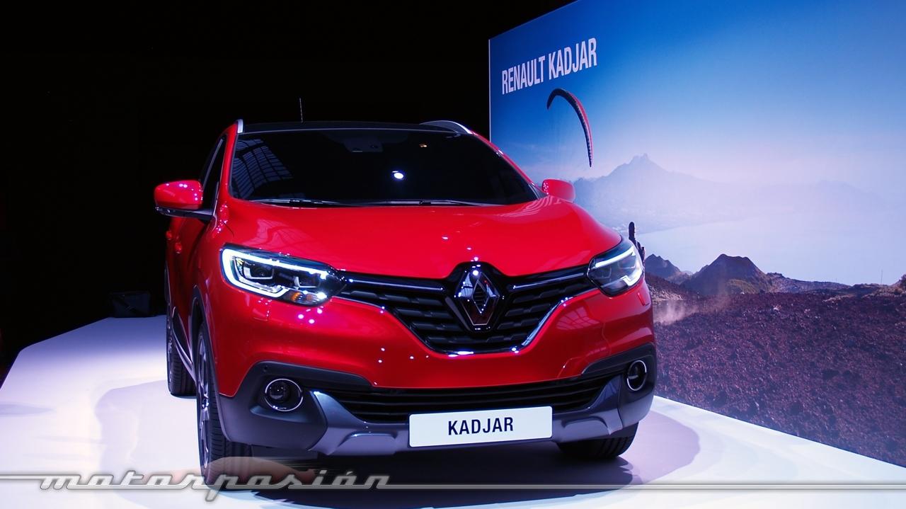 Foto de Renault Kadjar (presentación estática) (12/18)