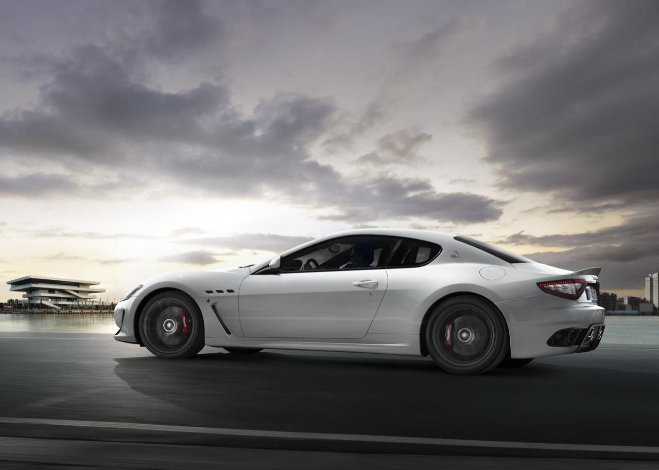 Foto de Maserati GranTurismo MC Stradale (1/3)
