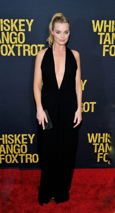 Margot Robbie Whiskey Tango Foxtrot 2
