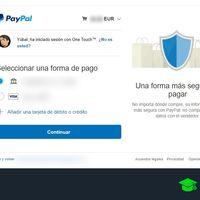 PayPal: cómo pagar en tiendas online con él para ocultar la información de tu tarjeta