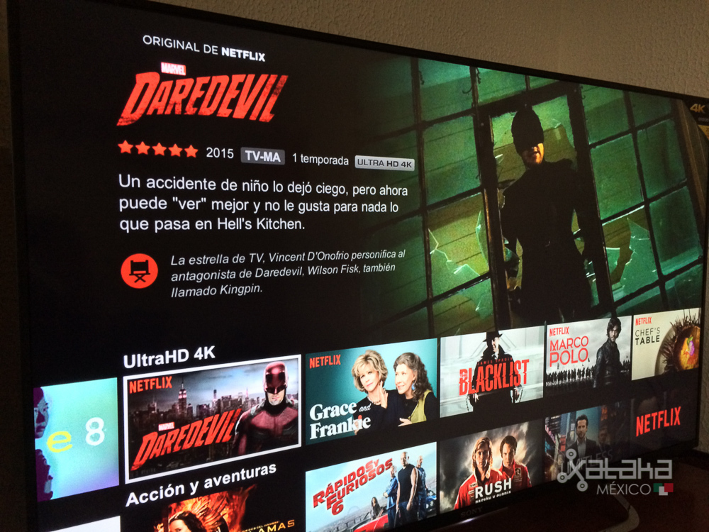 Foto de Interfaz Android TV (2/27)