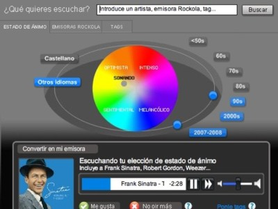 Rockola.fm, la radio online española a lo last.fm