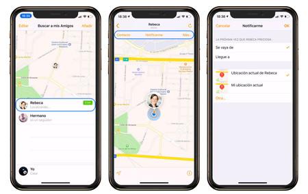 b3127a14c Cómo compartir nuestra ubicación en familia con iCloud y qué usos ...