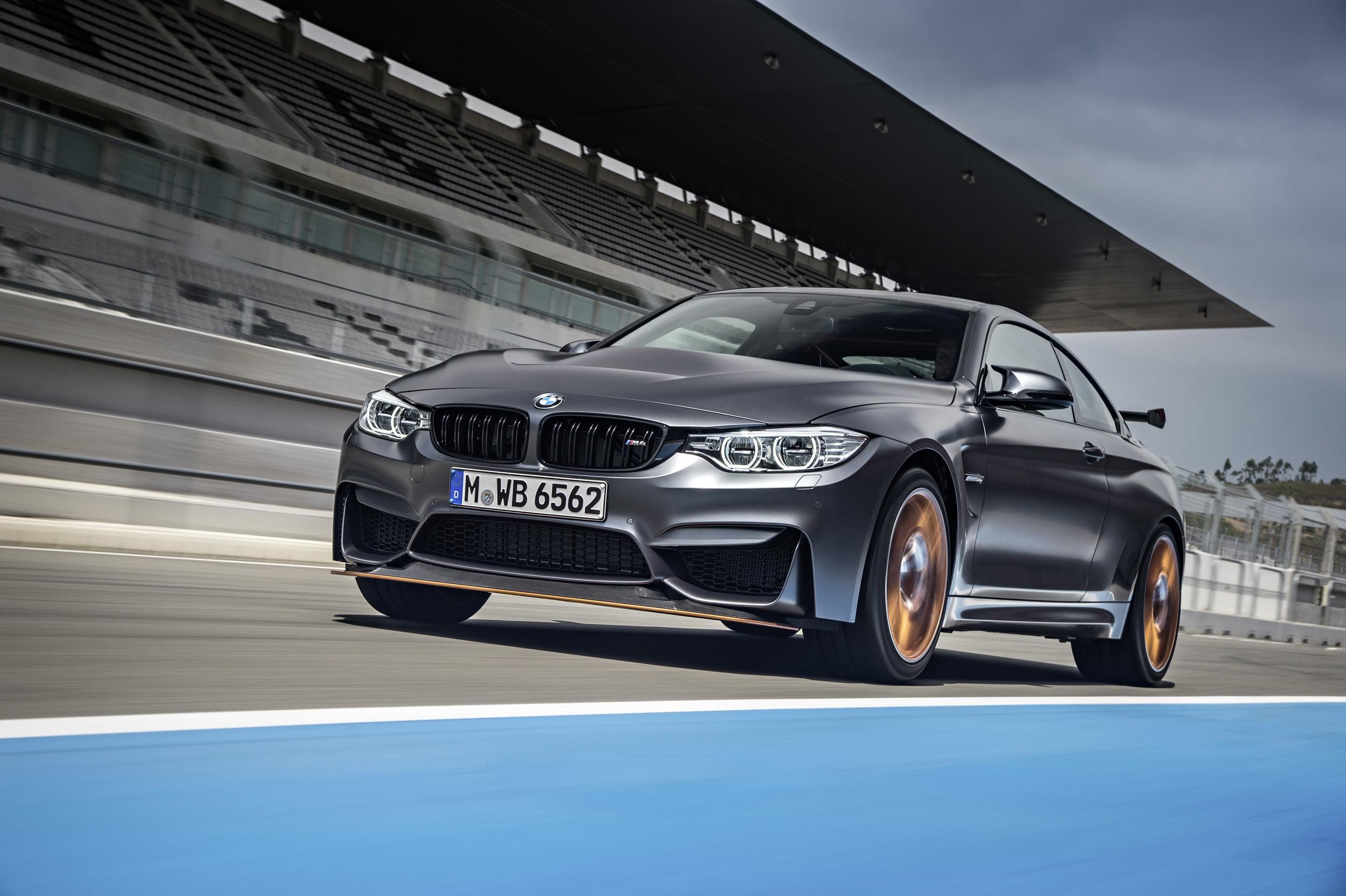 Foto de BMW M4 GTS (31/54)