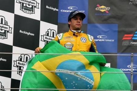 Felipe Nasr toca las puertas de Lotus con 15 millones de dólares en patrocinio